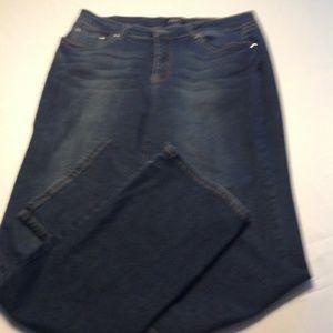 Earl Jeans  Straight leg 14  inseam 33